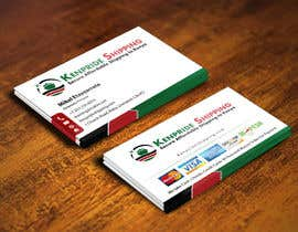#52 untuk Design some Business Cards for shipping company oleh mamun313
