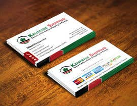 #53 untuk Design some Business Cards for shipping company oleh mamun313