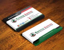 #61 untuk Design some Business Cards for shipping company oleh mamun313