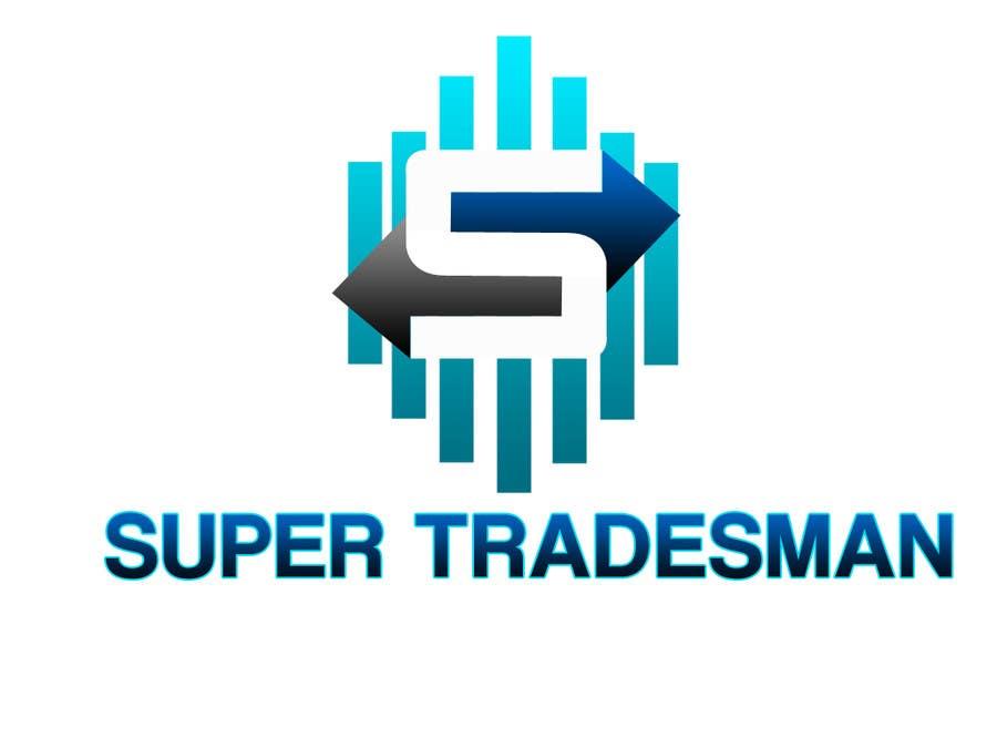 Inscrição nº 13 do Concurso para A logo for supertradesman.com