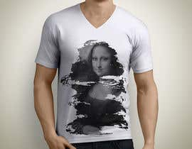 #6 for Set with 4 (four) T-Shirts design inspired by the Renaissance art works. by graphichouseinc