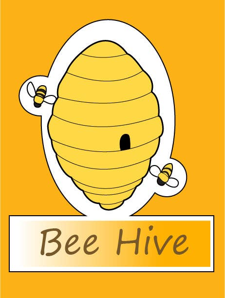 Bài tham dự cuộc thi #25 cho Design a Logo for a temporary student work agency 'Beehive'.