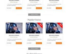 rajdesign2009 tarafından Design a Website Mockup için no 66
