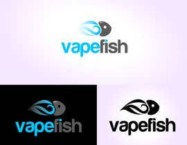 #94 para Pollish an existing logo for an e-cigarette brand por chrissieroberts