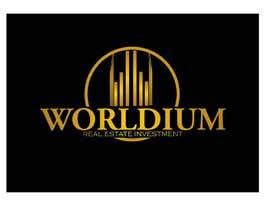 Nro 55 kilpailuun Design a Logo for worldium.com käyttäjältä VikiFil
