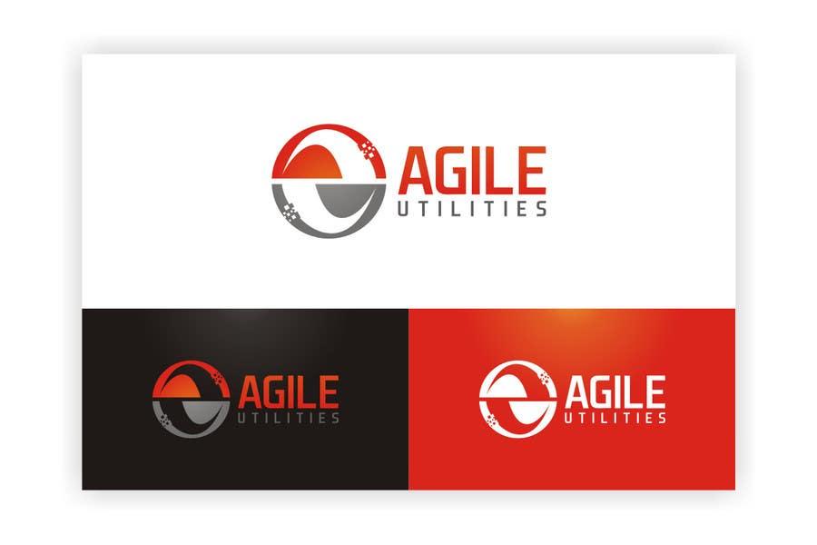 Kilpailutyö #175 kilpailussa Logo Design for Agile Utilities