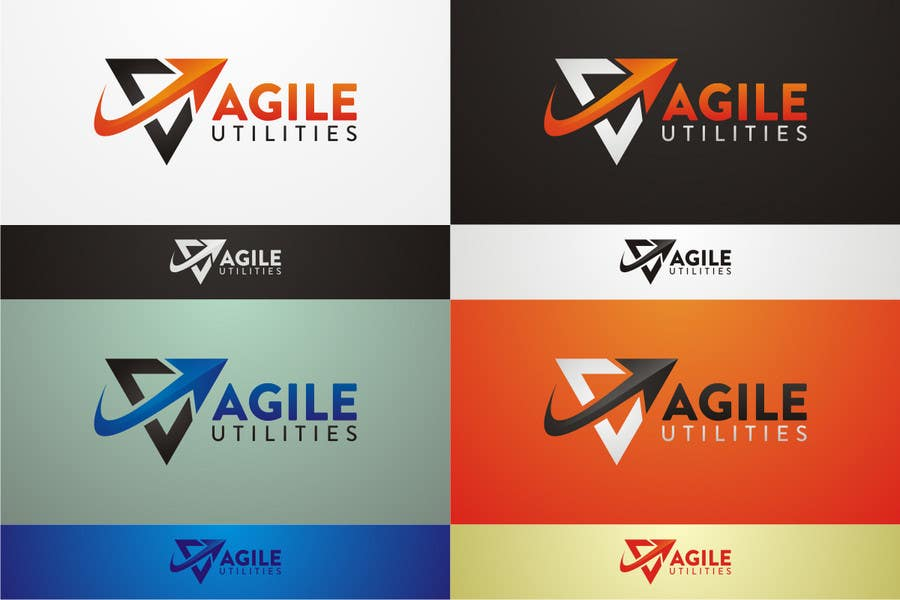 Entri Kontes #148 untukLogo Design for Agile Utilities