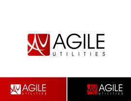 #99 for Logo Design for Agile Utilities by Grupof5