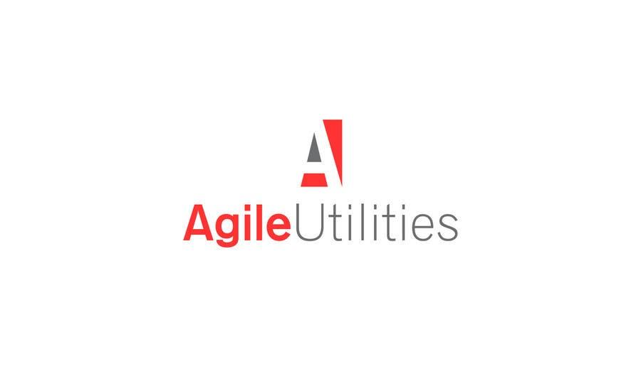 Entri Kontes #132 untukLogo Design for Agile Utilities