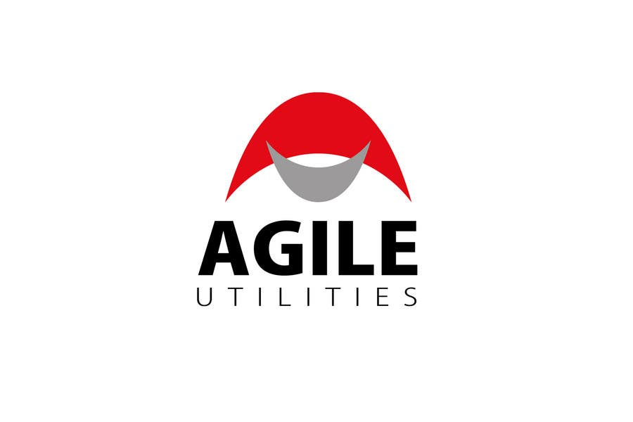 Entri Kontes #199 untukLogo Design for Agile Utilities