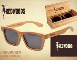 nº 172 pour Design a Logo for a Wooden Sunglasses company par salutyte