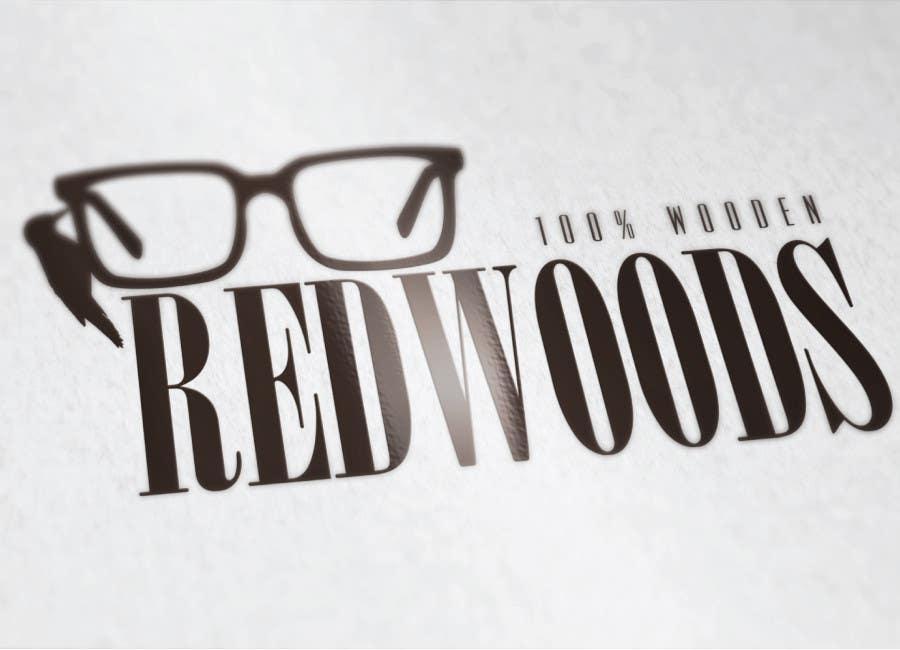 Kilpailutyö #260 kilpailussa Design a Logo for a Wooden Sunglasses company