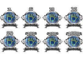 alviolette tarafından Design Icons/badges for reward platform system için no 5