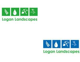 nº 59 pour Design a Logo for Logan Landscapes par finetone