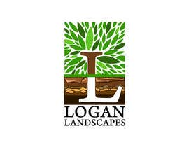 #45 for Design a Logo for Logan Landscapes by nixRa