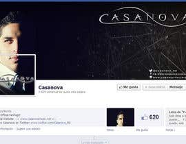 nº 55 pour I need some Graphic Design for Facebook Cover par nelaabib