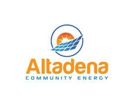 """Angelbird7 tarafından """"Altadena Community Energy"""" Logo Design için no 51"""