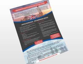 glazaropoulos tarafından Design an A4 Flyer- Short contest time için no 39