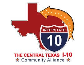 #39 for Design a Logo for The Central Texas I-10 Community Alliance by jeewoo258
