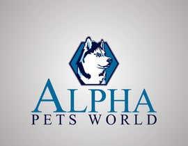 Vdesigns99 tarafından AlphaPetsWorld logo!! için no 20