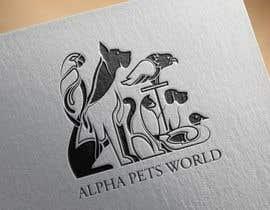 SiBTi7 tarafından AlphaPetsWorld logo!! için no 31