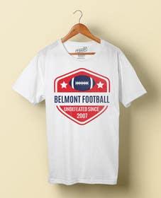 squirrel1811 tarafından (American) Football T-shirt için no 49