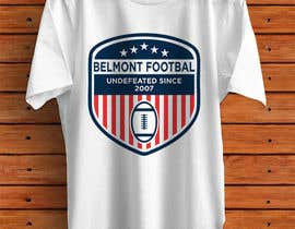 Amalbasti tarafından (American) Football T-shirt için no 102