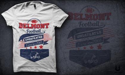 ultraspike tarafından (American) Football T-shirt için no 63