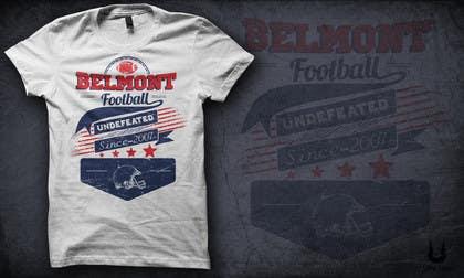 ultraspike tarafından (American) Football T-shirt için no 64