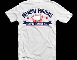 satishchand75 tarafından (American) Football T-shirt için no 118