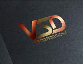#188 cho Design a Logo for VS Distributions bởi SmartKidDesign