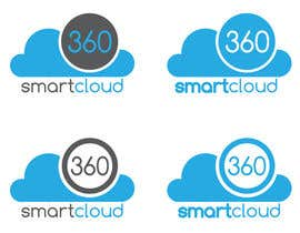 #245 para Design a Logo for SmartCloud360 por zsoltfazekas