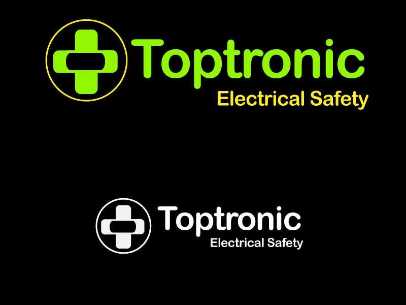 Inscrição nº 1286 do Concurso para Logo Design for Toptronic