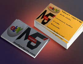#3 para Design some Business Cards for BB10Unlock & ModGadgets por marefin34