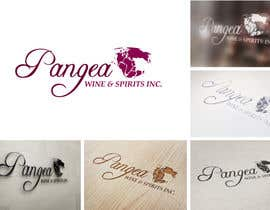 #92 for Design a Logo for Pangea Wine & Spirits Inc. af Designer0713