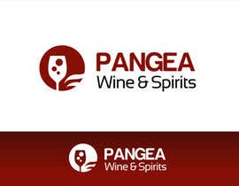 #61 for Design a Logo for Pangea Wine & Spirits Inc. af nom2