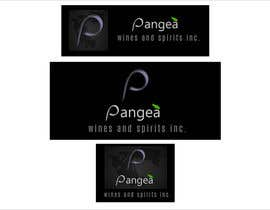 #132 for Design a Logo for Pangea Wine & Spirits Inc. af msimpson77