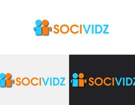 #103 for Design a Logo for SociVidz by uhassan