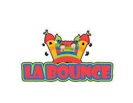 #53 para Design a Logo for my bounce house company por geraltdaudio