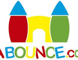 #21 para Design a Logo for my bounce house company por lalogoldblat