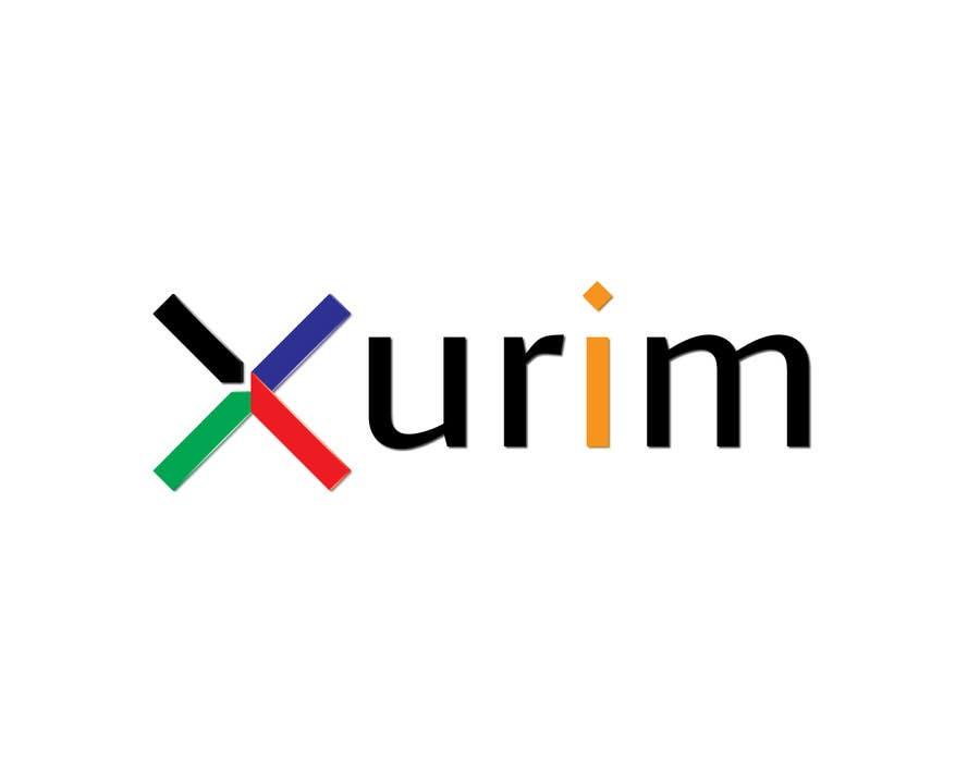 Inscrição nº                                         54                                      do Concurso para                                         Logo Design for Xurim.com