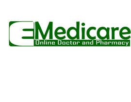 #176 para Design a Logo for INTERNET PHARMACY - DOCTOR CONSULTATION por malikitfaq1010
