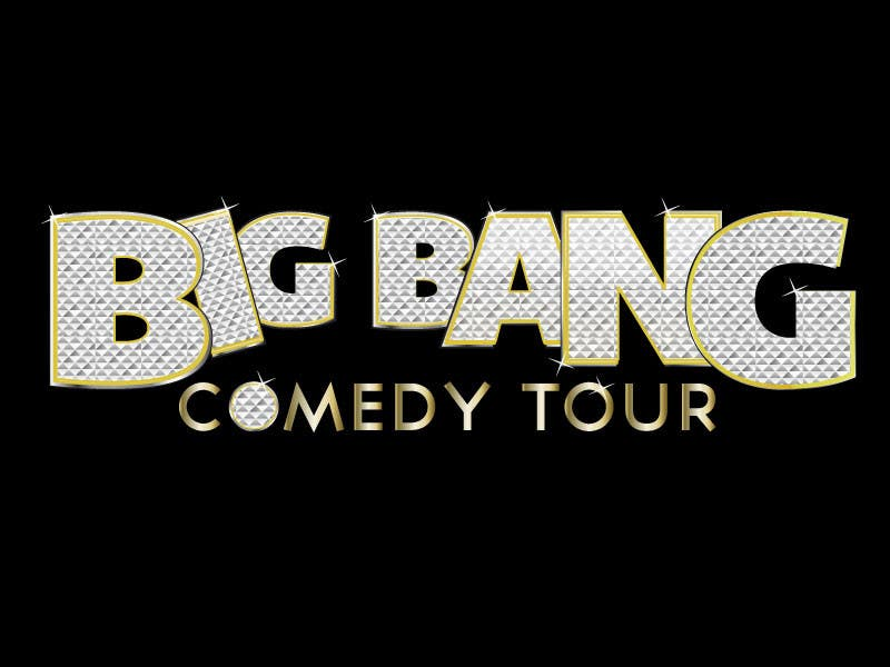 Inscrição nº                                         101                                      do Concurso para                                         Logo Design for Big Bang Comedy Tour