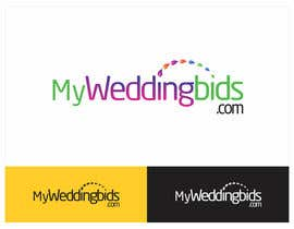 #35 para Design a Logo for myweddingbids.com por descomgroup