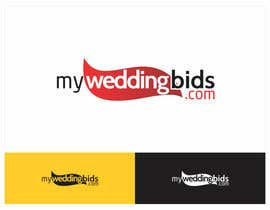 #36 para Design a Logo for myweddingbids.com por descomgroup