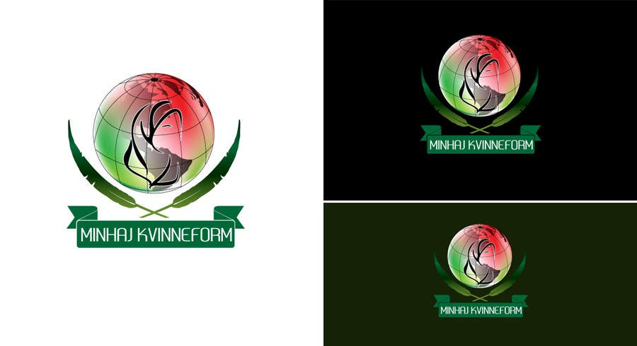 #15 for Design en logo for a Muslim women organization by manish997