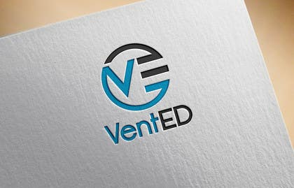 """AryanHames tarafından I'm conducting of course for emergency department workers it is  named (respiratory care in emergency department course)  the short name is """"VentED"""" ( ventilation + emergency department) I need to design the logo of the course, the presentation sets the b için no 29"""