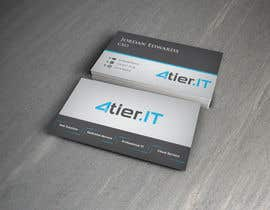 #78 untuk Design some Business Cards for 4tier oleh loupesko