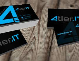 #64 for Design some Business Cards for 4tier by cdinesh008