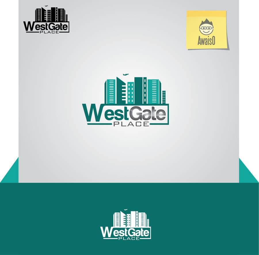 Kilpailutyö #24 kilpailussa Will Pick 2 Winners+ $10bonus! Logo for Gateway Developments/West Gate Place